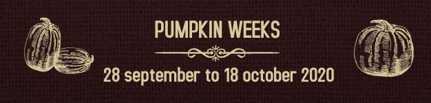 Pumpkin weeks